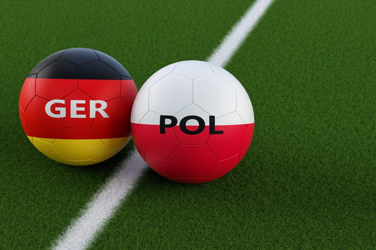 piłki polska niemcy