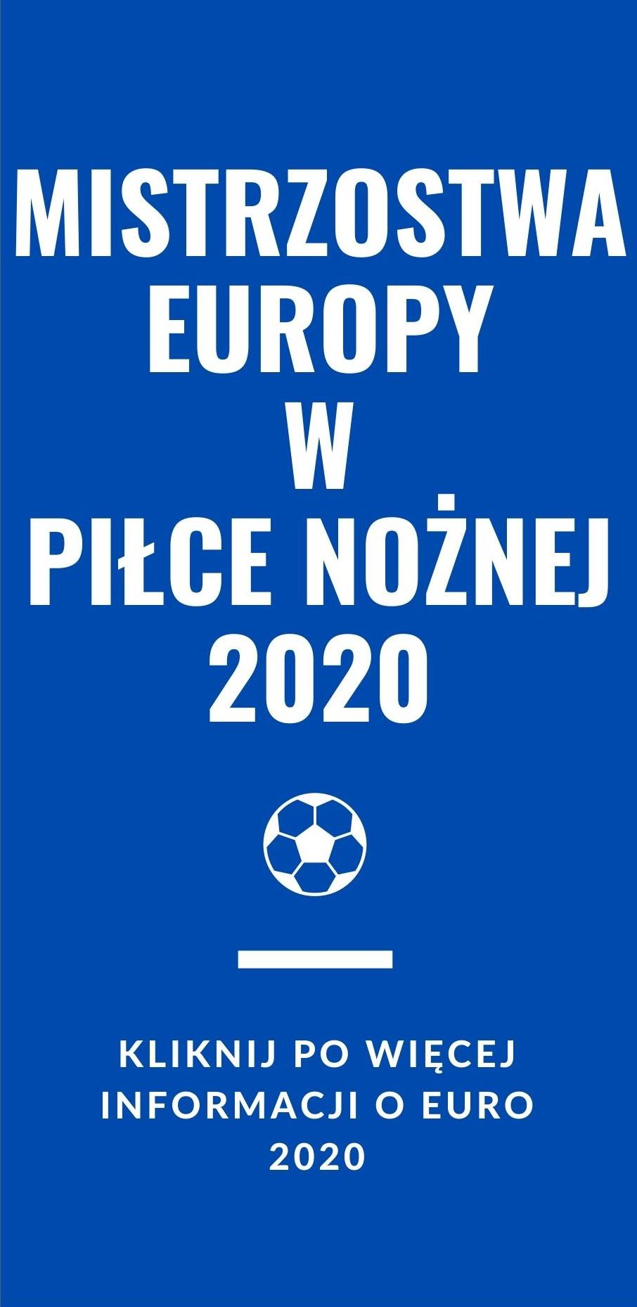 Mistrzostwa Europy w Piłce Nożnej 2020