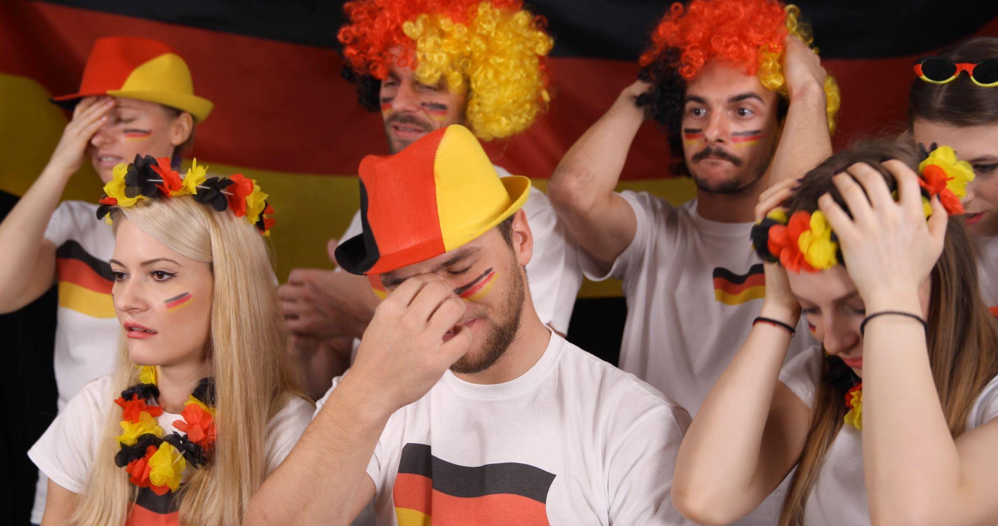 Reprezentacja Niemiec rozgromiona przez Hiszpanię